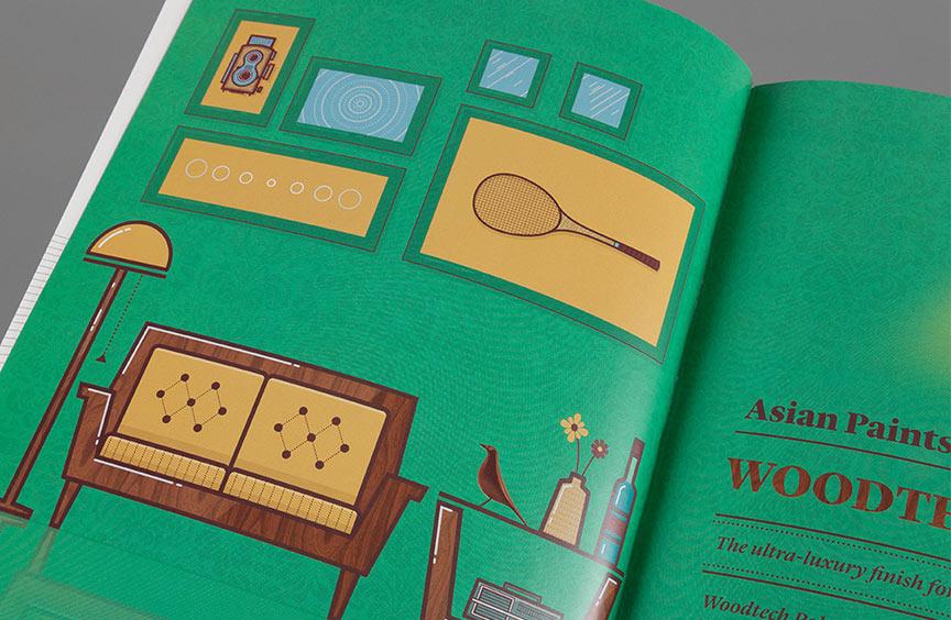 Colour Quotient Magazine–Asian Paints
