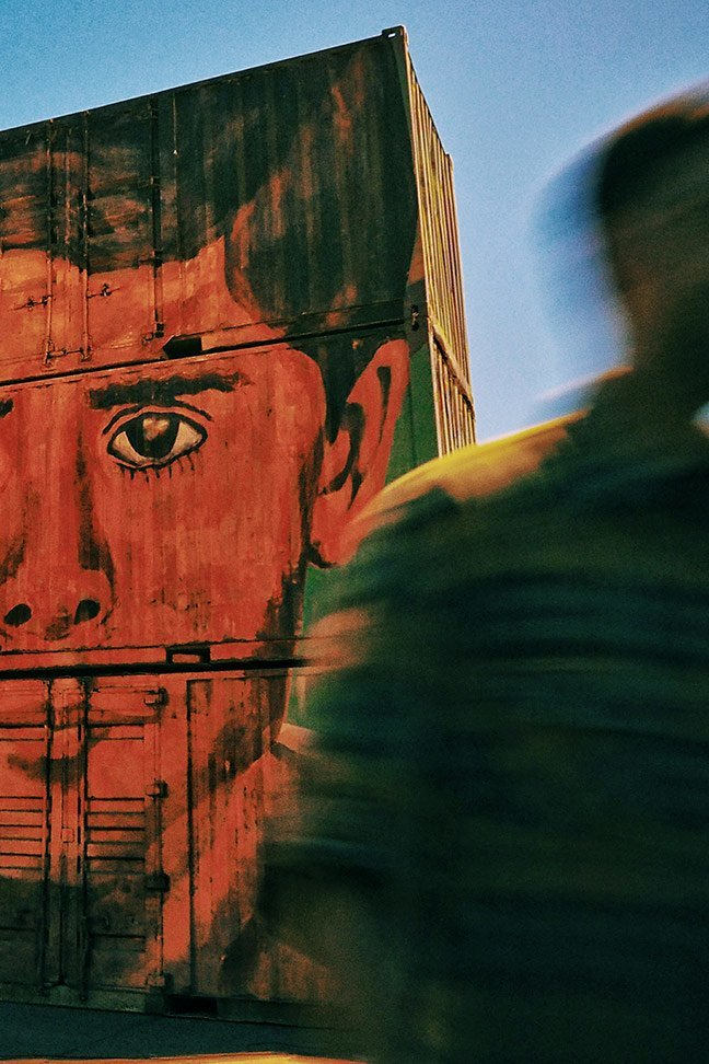 WIP Street art show