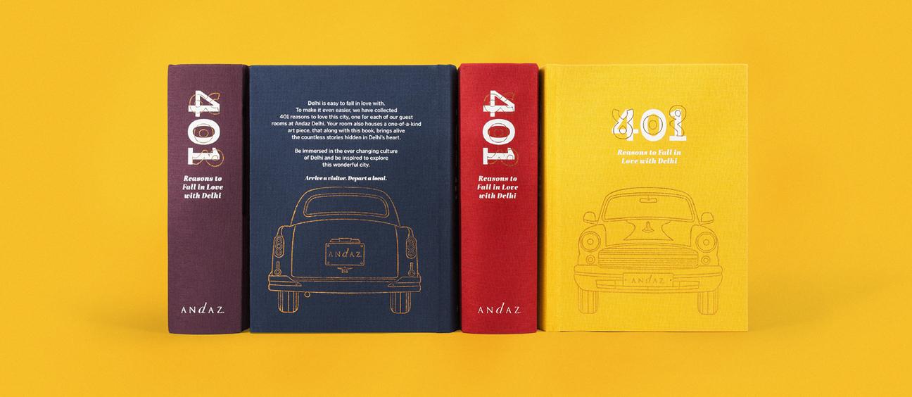 Andaz: 401 Reasons