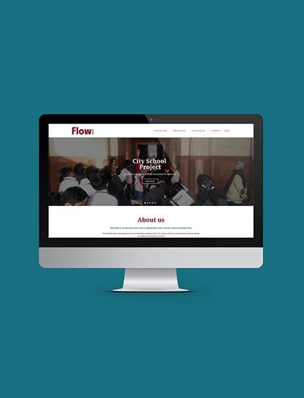 Flow India Website